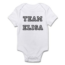 TEAM ELISA T-SHIRTS Infant Creeper