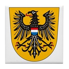 Heilbronn Coat of Arms Tile Coaster