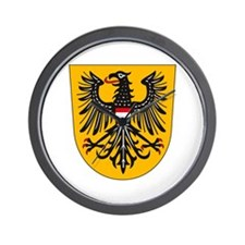 Heilbronn Coat of Arms Wall Clock