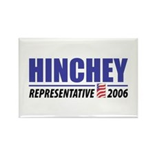 Hinchey 2006 Rectangle Magnet