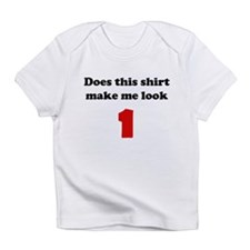 Cute Baby first birthday Infant T-Shirt
