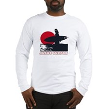 Jesus at Sunset Long Sleeve T-Shirt