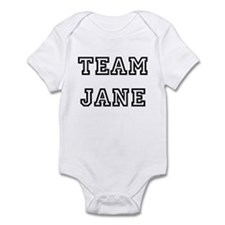 TEAM JANE T-SHIRTS Infant Creeper