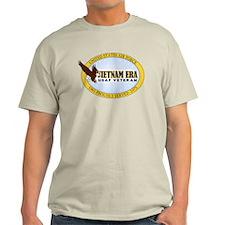 Vietnam Era Vet USAF Light T-Shirt