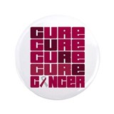 "CURE Throat Cancer Collage 3.5"" Button (100 pack)"