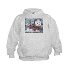 Patches Rescue Westie Hoodie