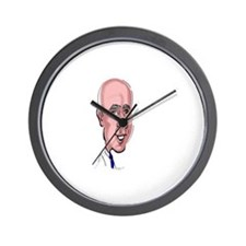 GoVeRnOr JeRRy BrOwN Wall Clock