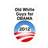 OWG for Obama Decal