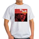 Barack Obama INDESTRUCTIBLE Jazz Album Cover  T-Shirt