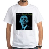 Barack Obama HOPE TRAIN Jazz Album Cover  Shirt