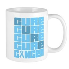 CURE Prostate Cancer Collage Mug