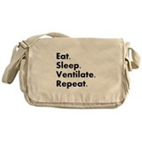 Respiratory Therapy Messenger Bag