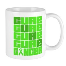 CURE Lymphoma Collage Mug