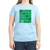 CURE Liver Cancer Collage T-Shirt