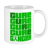 CURE Kidney Cancer Collage Mug