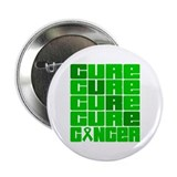 "CURE Kidney Cancer Collage 2.25"" Button"