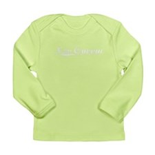 Aged, New Canaan Long Sleeve Infant T-Shirt