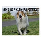 2013 NCR Collie Fun Calendar