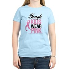 Tough Kids Wear Pink T-Shirt