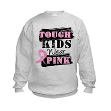 Tough Kids Wear Pink Sweatshirt