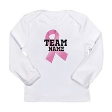 Team Name Long Sleeve Infant T-Shirt