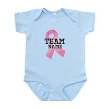Team Name Infant Bodysuit