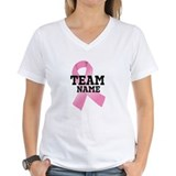 Team breast cancer awareness Clothing