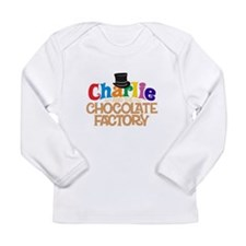 charlie and the chocholate factory Long Sleeve Inf