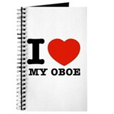 I Love My Oboe Journal