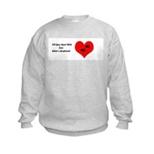 Greyhounds fill hearts w/love Sweatshirt