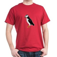 Puffin Bird T-Shirt T-Shirt