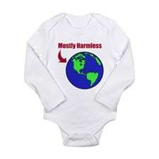 Cute Hitchhiker's Long Sleeve Infant Bodysuit