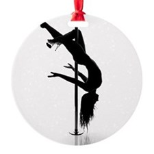 pole dancer 3 Ornament