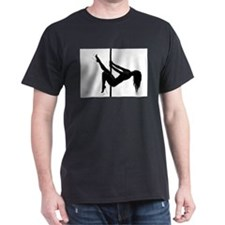 pole dancer 4 T-Shirt