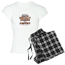 WE ARE ALL CREATED EQUALLY.. Pajamas