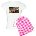 motorcycle-off-road Women's Light Pajamas