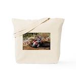 motorcycle-off-road Tote Bag