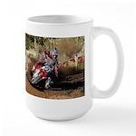 motorcycle-off-road Large Mug