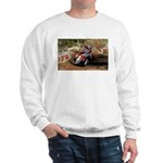 motorcycle-off-road Sweatshirt