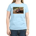 motorcycle-off-road Women's Light T-Shirt