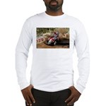 motorcycle-off-road Long Sleeve T-Shirt