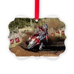motorcycle-off-road Picture Ornament