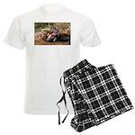motorcycle-off-road Men's Light Pajamas