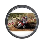 motorcycle-off-road Wall Clock