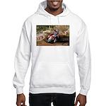 motorcycle-off-road Hooded Sweatshirt