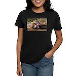 motorcycle-off-road Women's Dark T-Shirt