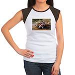 motorcycle-off-road Women's Cap Sleeve T-Shirt