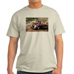 motorcycle-off-road Light T-Shirt