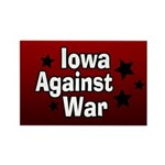 Iowa Against War Magnet for Peace