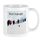 Wait for me - Small Mug